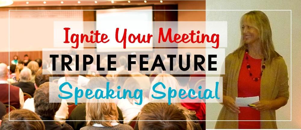 Speaking Special